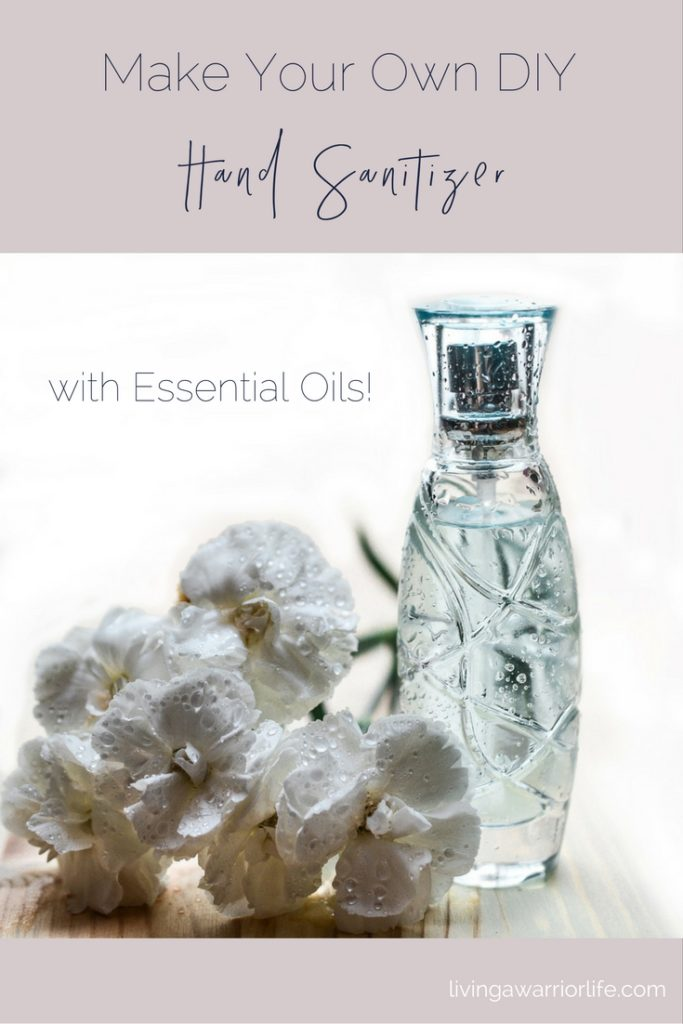 Make Your Own Hand Sanitizer_Pinterest