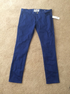 Stitch Fix Pink Martini cobalt jeans