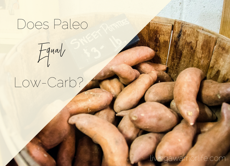 Does Paleo Equal Low-Carb?_Main Post