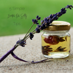 5 Simple Essential Oil Safety Tips