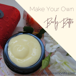 Make Your Own Body Butter Recipe