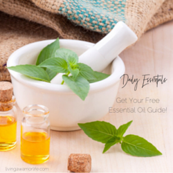Get Your Free Essential Oil Guide!