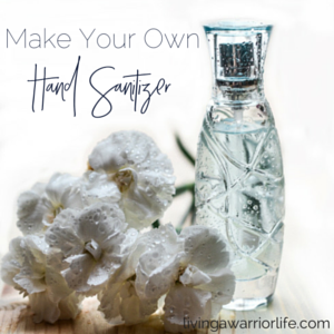 DIY with Essential Oils – Hand Sanitizer