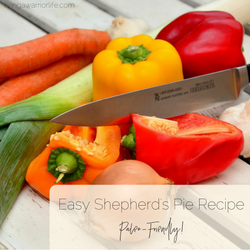 Easy Shepherd's Pie Recipe – Paleo Friendly!