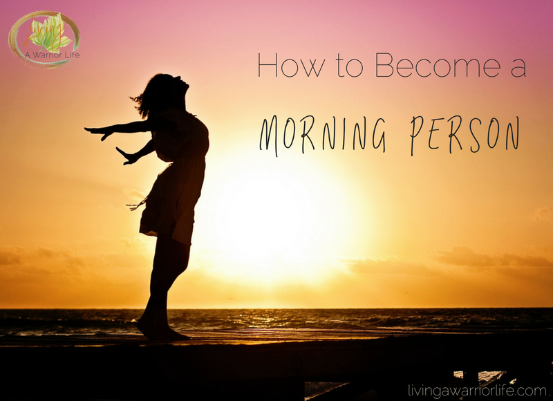 How to Become a Morning Person_Main Post