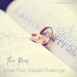 The Real Love Your Spouse Challenge