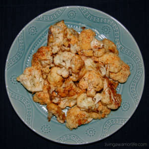 Paprika Cauliflower Recipe