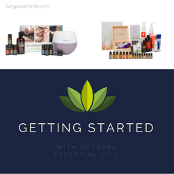 Getting Started with doTERRA Essential Oils