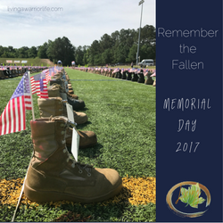 Remember the Fallen: Memorial Day 2017