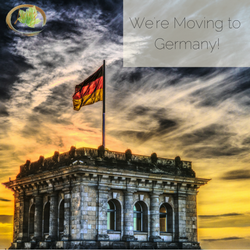 We're Moving to Germany!