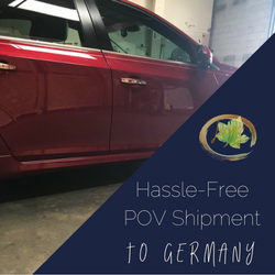 Hassle-Free POV Shipment to Germany