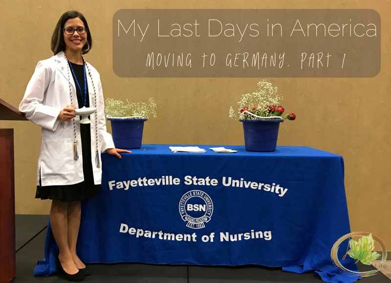 My Last Days in America_Moving to Germany Part 1