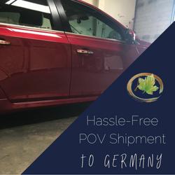 Hassle-Free POV Shipment to Germany